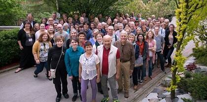 Muchos voluntarios hicieron posible la Conferencia. / FOCL