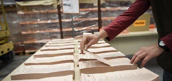 Este domingo, elecciones generales en España.,elecciones generales 26J