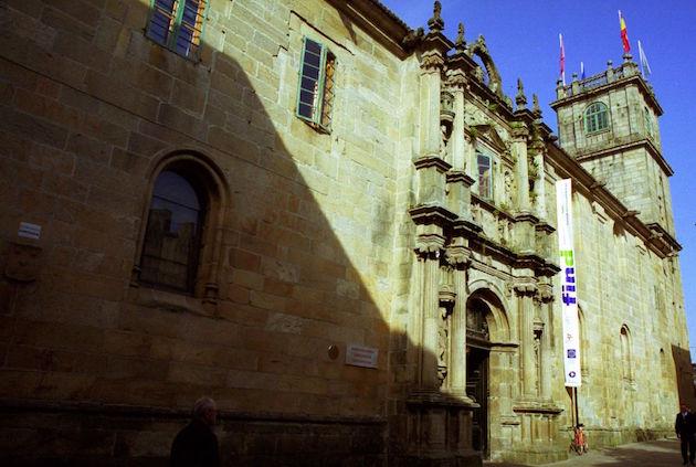 El Colegio de Fonseca, sede del próximo encuentro Adece, del 25 al 27 de septiembre. / TurismoSantiago,colegio fonseca adece