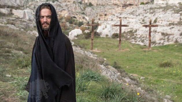 Una imagen de la película ,jesus vr