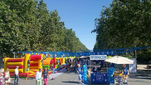 El festival fue organizado por la Obra Social La Roca.,valladolid