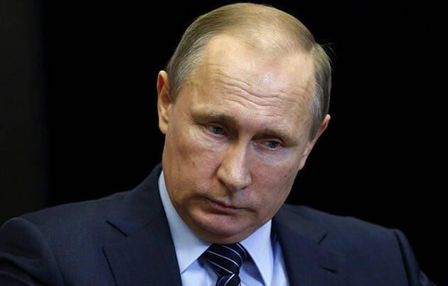 Vladimir Putin. / RT,putin
