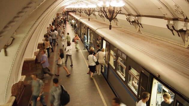 Estación de metro en Moscú. / Andes, Flickr (CC),