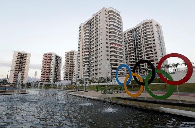 La Villa Olímpica en Río de Janeiro, Brasil.,villa olimpica brasil