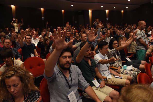 MIles de jóvenes de todo el mundo se reunieron en Yakarta en el YLG2016. / Lausanne Movement,lausanne