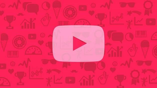Una imagen promocional de Youtube.,