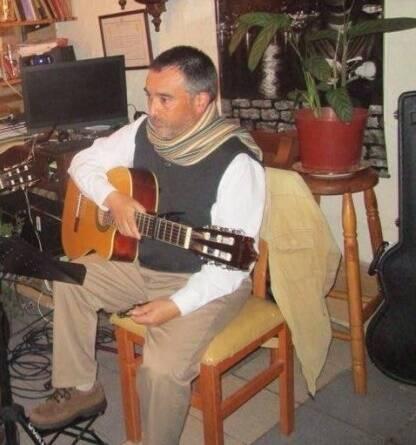 El poeta y músico Mauricio Invernizzi.