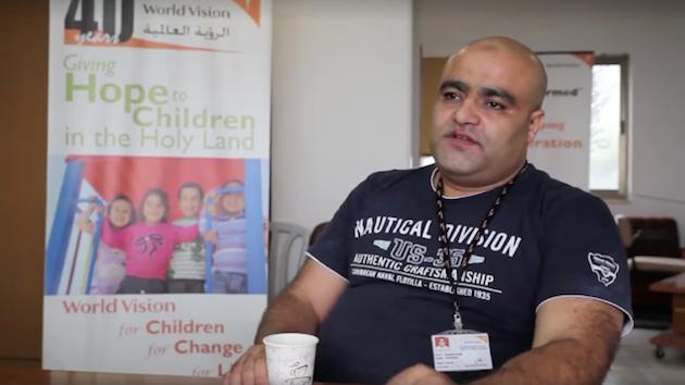 Mohammad El Halabi, director de World Vision en Gaza, ha sido acusado de desviar fondos de la entidad a Hamás. / WVI,world vision gaza israel