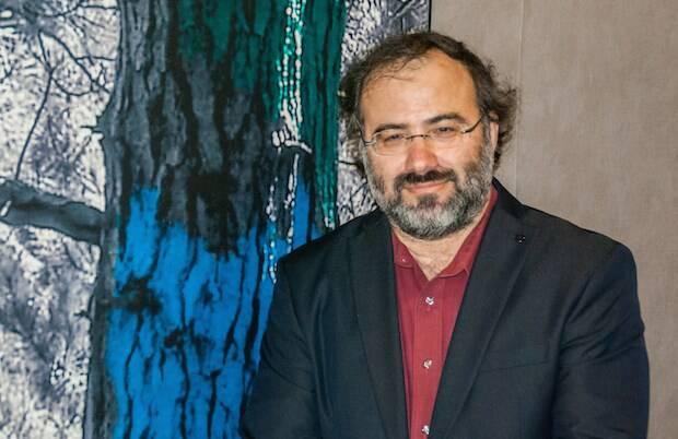 Alfredo Pérez Alencart. / Héctor Rivas,Alfredo Pérez Alencart encuentro adece