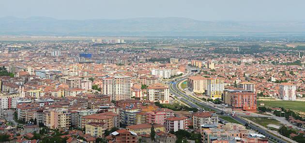 La ciudad de Malatya.,