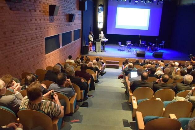 Participantes en el evento de Sintra. / Herman Spaargaren