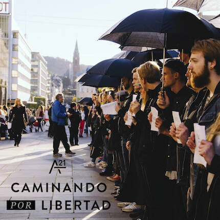 A21 organiza unas 200 marchas en todo el mundo para denunciar la trata.