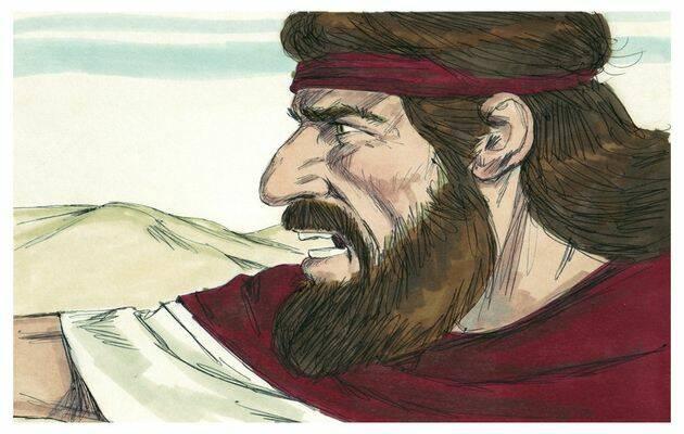 Elias después de la victoria,