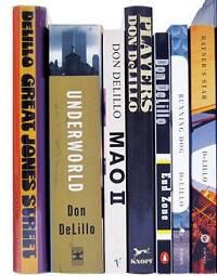 Algunas de las obras del autor.