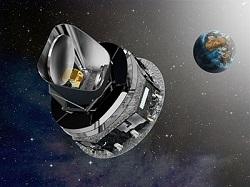 <p> El Observatorio Espacial Planck. / ESA</p> ,