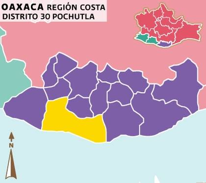 ,Oaxaca, Pochutla