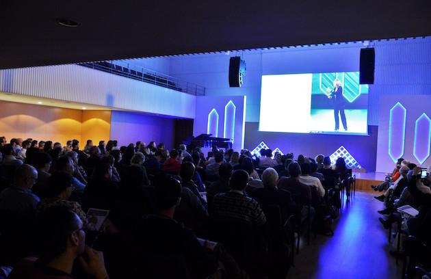 El Global Leadership Summit se celebró la pasada semana en Terrassa. / Samuel Crespo,gls terrassa
