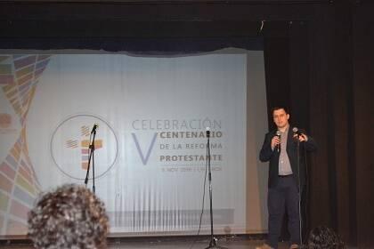 Intervención de Miguel Ángel Alcarria.