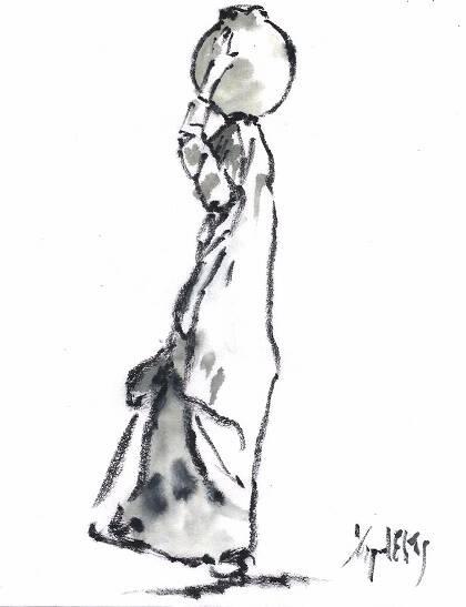 Ilustración de Miguel Elías.