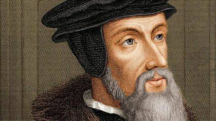 Juan Calvino.
