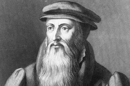 John Knox, uno de los fundadores de la Iglesia de Escocia.