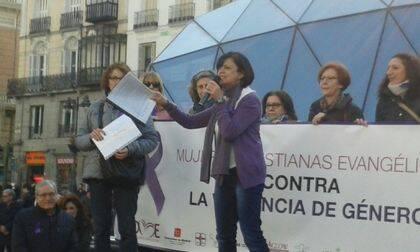 Asun Quintana, Consejera de la Mujer del CEM, abrió el acto.