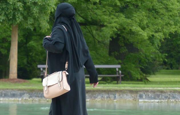 Varios países europeos han aprobado medidas contrarias al burka.,