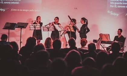 Música de la Reforma con el Ensemble Bohórquez. / J.P. Serrano