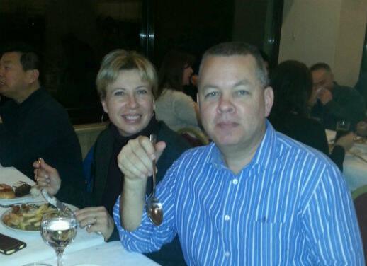 Andrew Brunson y su esposa Norine han estado en Turquía 23 años como pastores. / WWM,andrew brunson