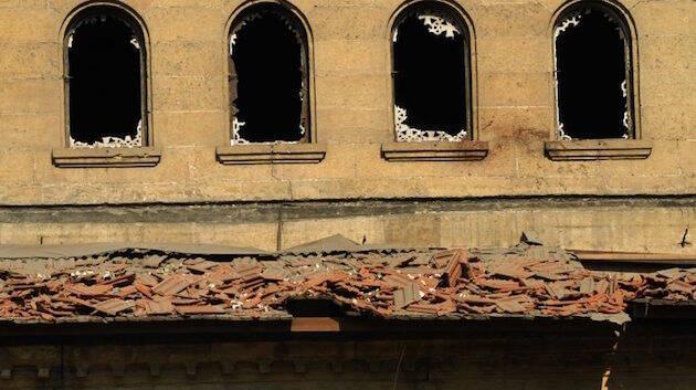 La catedral de San Marcos es uno de los principales templos de la comunidad copta. / Egypt Daily News,egipto atentado catedral copta