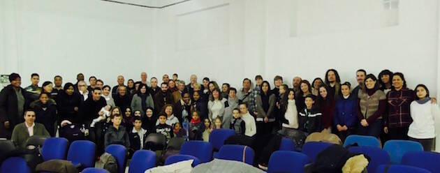 Primera reunión unida el 4 de diciembre.,valls iglesia cristiana unida