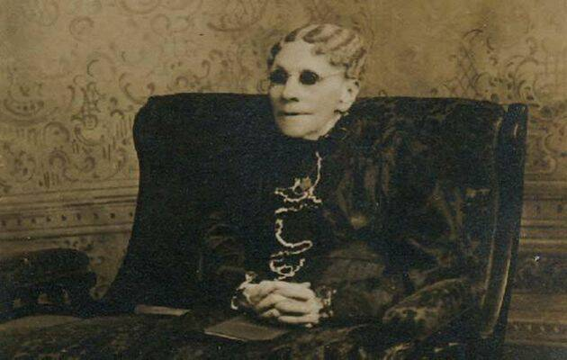 Fanny Crosby,