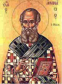 Atanasio, el campeón de la ortodoxia trinitaria.