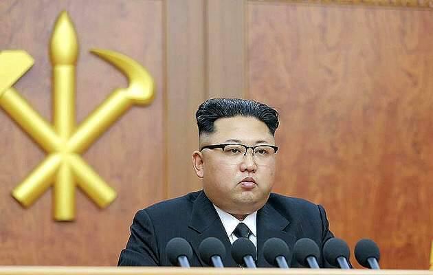 Kim Jong Un,Kim Jong Un, Corea del Norte