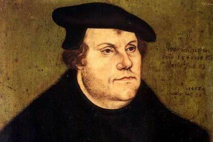 El gran campeón de la Reforma protestante, Martín Lutero (1483-1546)