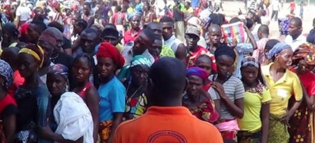 En Nigeria hay varios campos de desplazados para acoger a quienes huyen de la violencia de Boko Haram. / PunchNg,