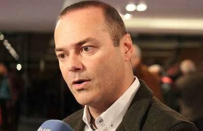 Imagen de archivo de Augusto Hidalgo / TVE,Augusto Hidalgo, alcalde Las Palmas