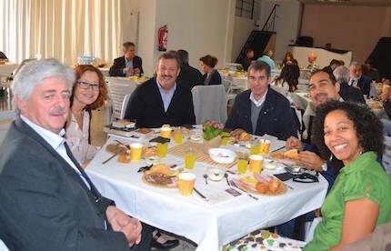 El desayuno de oración se celebró por 4º año consecutivo.