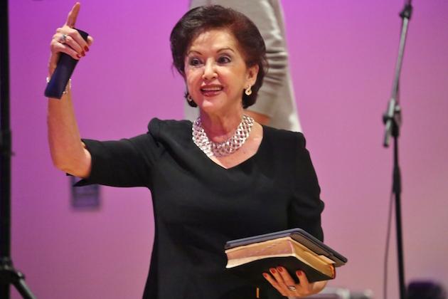 Igna de Suárez, una de las conferenciantes. / MGala,suarez gala