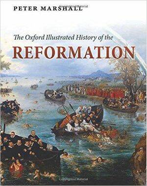 Portada del The Oxford Illustrated History of the Reformation.,