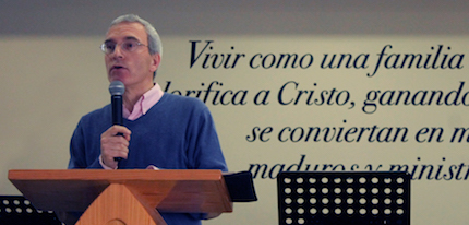 Jesús Giraldo. / M. Acuña