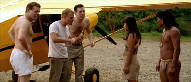 Una escena de 'End of the Spear',End of the Spear