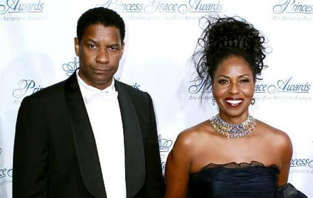 Denzel y Pauletta Washington,Denzel Washington, Pauletta Washington