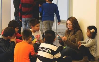 Los niños tuvieron su espacio  | FADElive