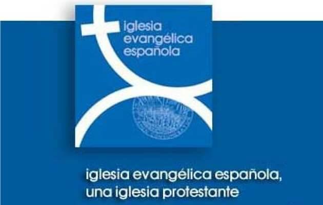 Logo de la IEE,IEE, Iglesia Evangélica Española