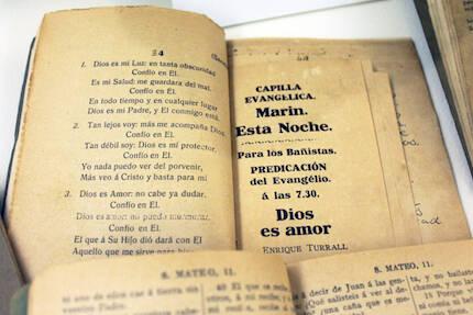 La presencia evangélica en Marín se ha hecho notar desde hace más de 130 años. / Marina Acuña