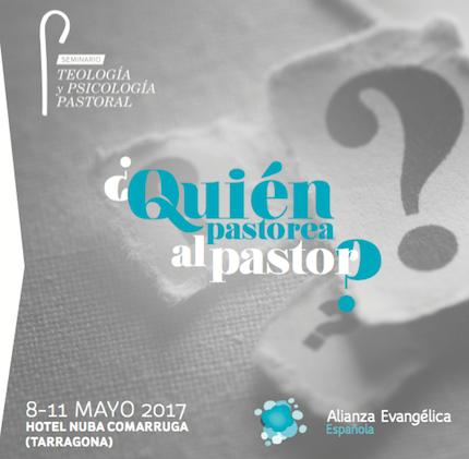 """""""Urgen ministerios para el cuidado y restauración del pastor en España"""""""