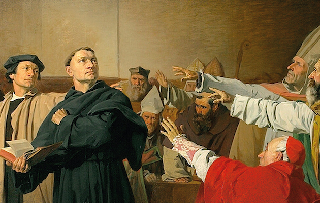 Detalle de la portada del libro 'Cisma sangriento' de Francisco Pérez de Antón.,