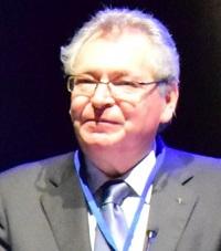 Antonio Calaim, pastor evangélico.