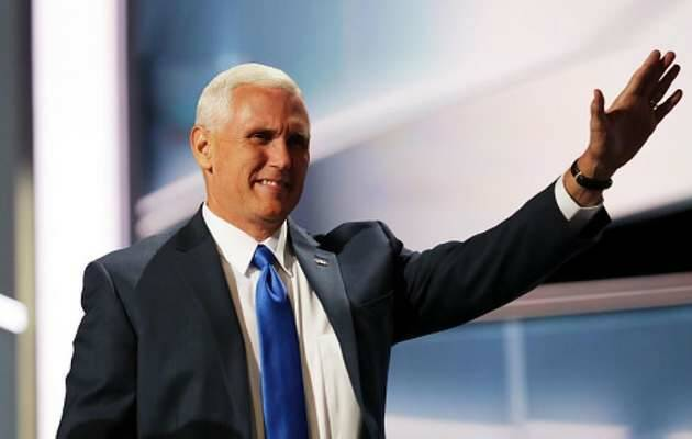 Mike Pence / Getty Images,Mike Pence